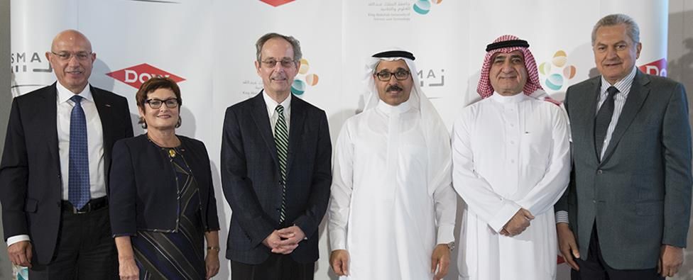 Agreement signed to expand Dow's facilities at KAUST