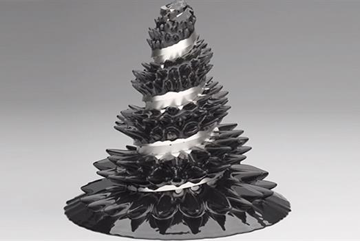 Mastering a prickly problem in ferrofluids
