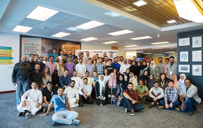 KAUST and SABB join forces to create innovative startups