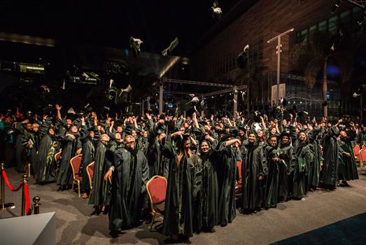 New journeys begin at ninth KAUST Commencement ceremony
