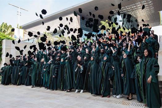 KAUST celebrates 10th Commencement ceremony