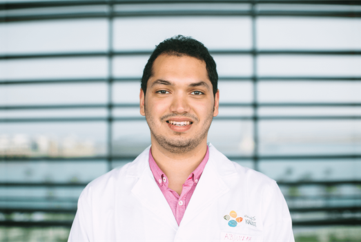 KAUST Ph.D. student wins best poster award