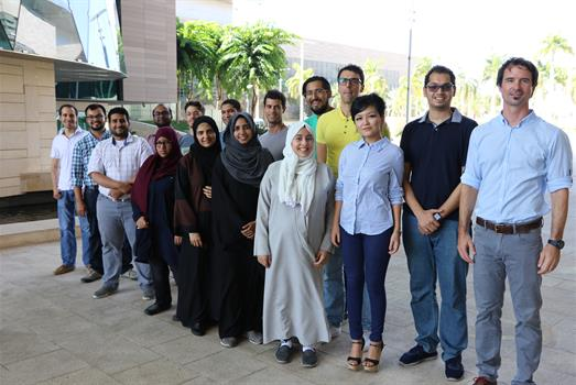 KAUST students win top honors at ICM 2018