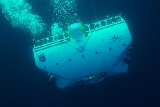 Explorers reach the deepest point in the Red Sea