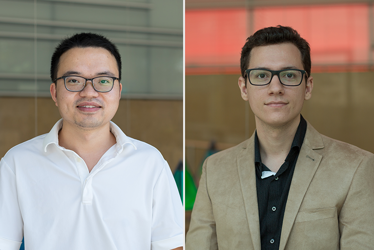 KAUST Ph.D. students win best paper awards