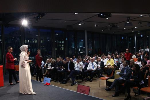 KAUST at Falling Walls in Berlin