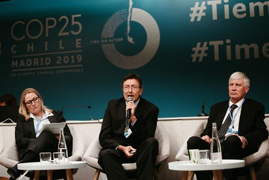 Experts kick off COP25 Oceans Actions Day