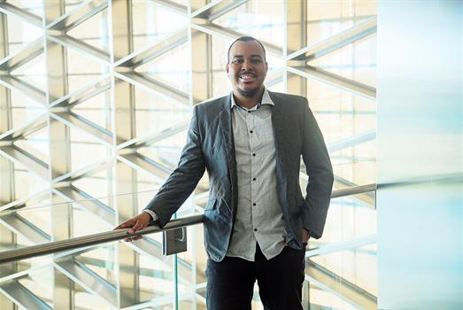 KAUST student wins global competition