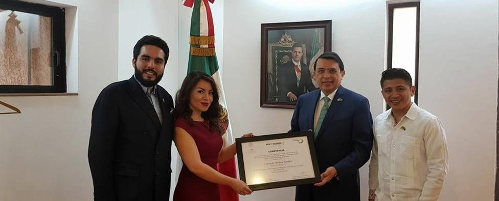 Celebrating KAUST Mexican students and alumni in the Kingdom