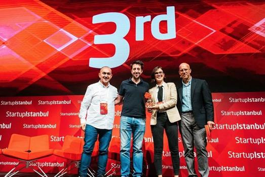 KAUST startups place in top 10 at Startup Istanbul