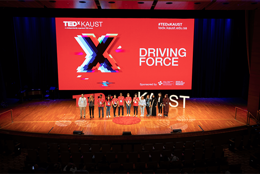 Inspiring minds come together for TEDxKAUST