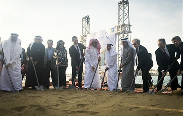 Saudi Aramco and KAUST broke ground on the construction of a new state ...