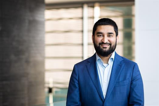 KAUST alumnus named 'Innovator Under 35'