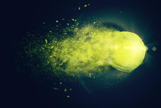 From tennis match to photonics breakthrough