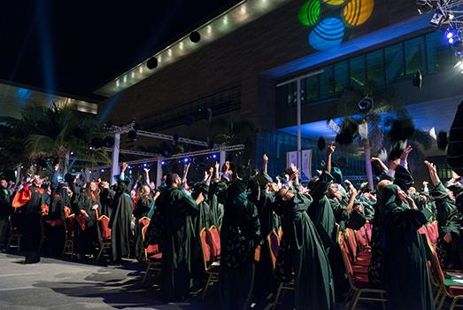 KAUST celebrates seventh Commencement