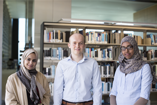 Three doctoral students headed for Lindau