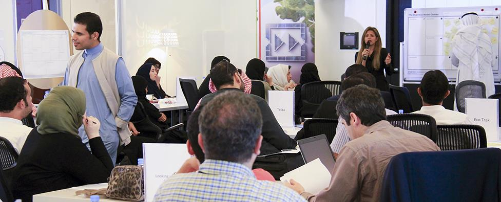 Startup teams chosen for first TAQADAM Accelerator Cohort