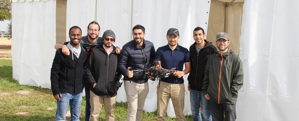 KAUST robotics team wins honors