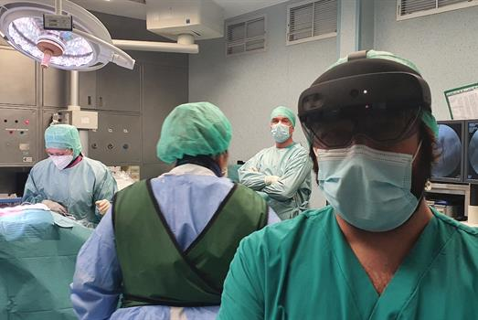 KAUST students take AR tool to medical market